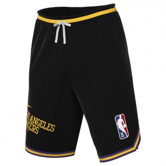 Nike NBA 75 LA Lakers Courtside Shorts ''Black/Amarillo''
