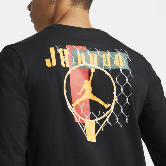 Air Jordan Sport DNA Shirt ''Black''