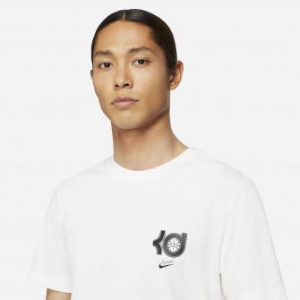 Nike Dri-FIT KD Logo T-Shirt ''White''