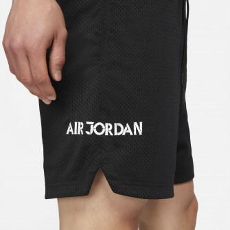 Air Jordan AJ5 Graphic Mesh Shorts ''Black''