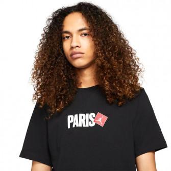 Air Jordan Paris T-Shirt ''Black''