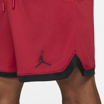 Air Jordan Dri-FIT Air Knit Shorts ''Red/Black''