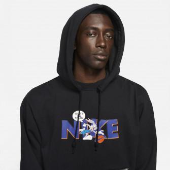 Nike Dri-FIT Standard Issue x Space Jam: A New Legacy Hoodie ''Black''