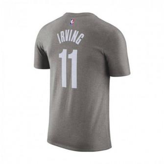 Air Jordan NBA Kyrie Irving Nets Statement Edition Kids T-Shirt ''Grey''