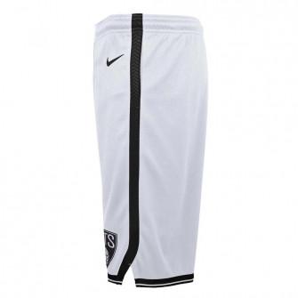 Nike NBA Brooklyn Nets Swingman Kids Shorts ''White''