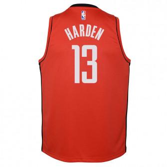 Nike Houston Rockets James Harden Swingman Jersey ''University Red''