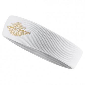 Air Jordan Wings Headband 2.0 ''White/Gold''