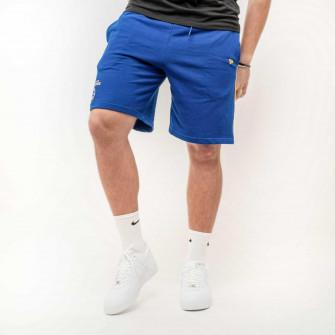 New Era Stripe Piping Golden State Warriors Shorts ''Blue''