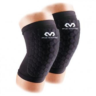 McDavid Hex Protective Knee Short Sleeve ''Black''