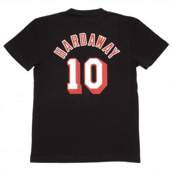 M&N NBA Miami Heat Tim Hardaway HWC Edition T-Shirt ''Black''