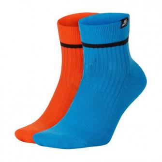 Nike SNKR Sox Ankle Socks 2-Pack ''Multicolor''