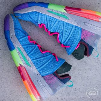 Nike Lebron 18 ''Best 1-9''