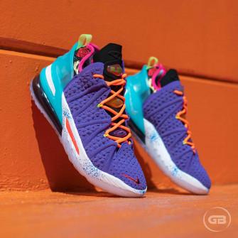 Nike Lebron 18 ''Psychic Purple''