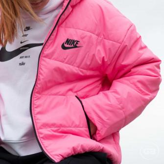 Nike Sportswear Synthetic-Fill Hooded WMNS Jacket ''Pink Glow''