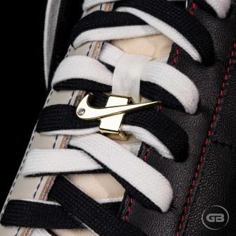"Nike Blazer Low '77 PRM ""Black Natural Removable Swoosh"""