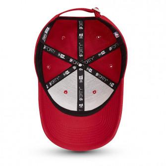 New Era NBA Chicago Bulls Diamond Era 9FORTY Cap ''Red''
