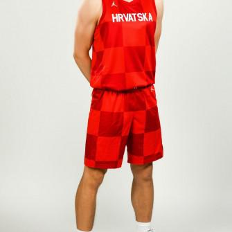 Air Jordan Limited Croatia Shorts ''Road''