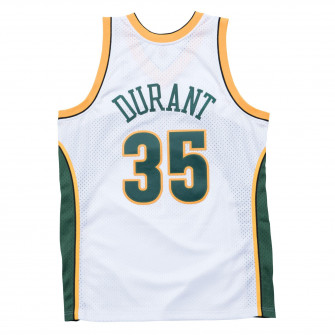 M&N NBA Seattle SuperSonics Home 2007-08 Swingman Jersey ''Kevin Durant''