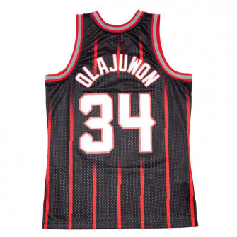 M&N NBA Houston Rockets 1996-97 Swingman Jersey ''Hakeem Olajuwon''