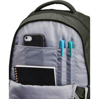 UA Hustle 5.0 Backpack ''Baroque Green''