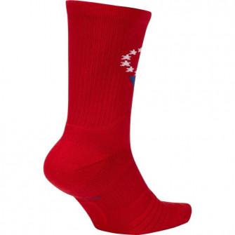 Nike Elite Philadelphia 76ers Socks ''University Red''