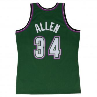 M&N NBA Milwaukee Bucks 1996-97 Swingman Jersey ''Ray Allen''