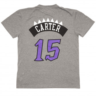 M&N NBA Toronto Raptors Vince Carter HWC Edition T-Shirt ''Grey''