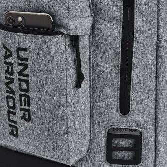 UA Halftime Backpack ''Grey''