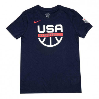 Nike USAB Basketball Practice WMNS T-Shirt ''Obsidian''