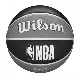 Wilson NBA Brooklyn Nets Team Tribute All Surface Basketball (7)