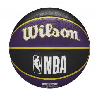 Wilson NBA LA Lakers Team Tribute All Surface Basketball (7)
