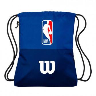 Wilson NBA DRV Basketball Bag ''Blue''