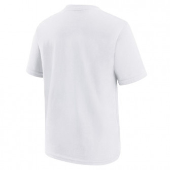 Nike NBA Logo Brooklyn Nets Kids T-Shirt ''White''
