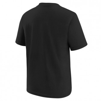 Nike NBA Logo Milwakee Bucks Kids T-Shirt ''Black''