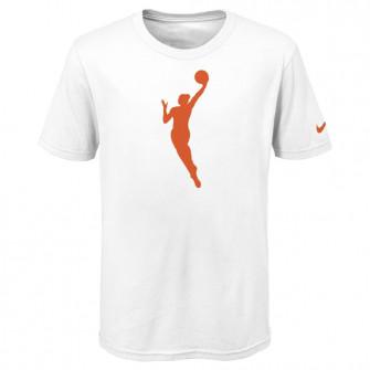 Nike WNBA Logo Kids T-Shirt ''White''