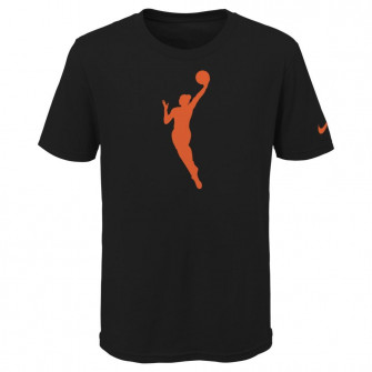 Nike WNBA Logo Kids T-Shirt ''Black''