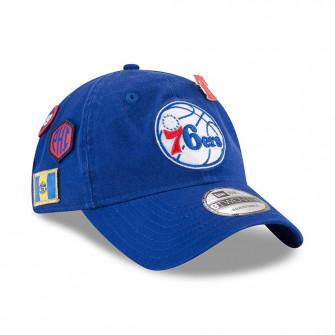 New Era NBA Draft Philadelphia 76ERS 9Twenty Cap ''Blue''
