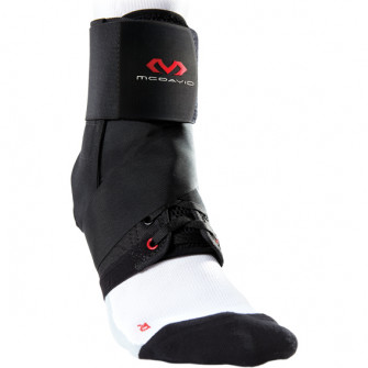 McDavid Ankle Brace Support Stabilizer ''Black''