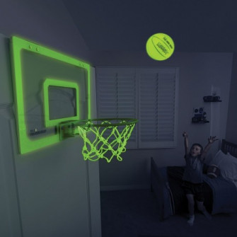 SKLZ Pro Mini Hoop Midnight Glow-in-the-dark