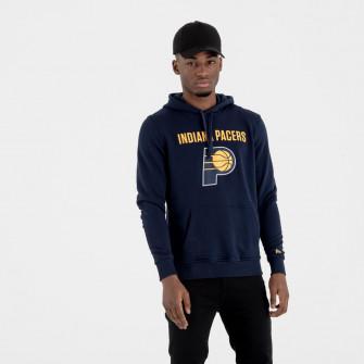 New Era Indiana Pacers Team Logo Hoodie ''Blue''