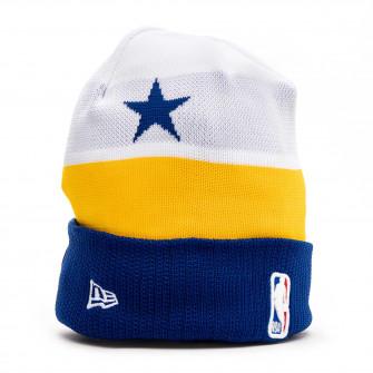 New Era NBA18 Golden State Warriors Tipoff Knit Hat