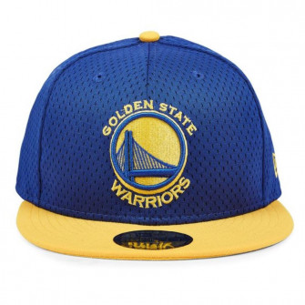 New Era NBA Sports Mesh Golden State Warriors Hat