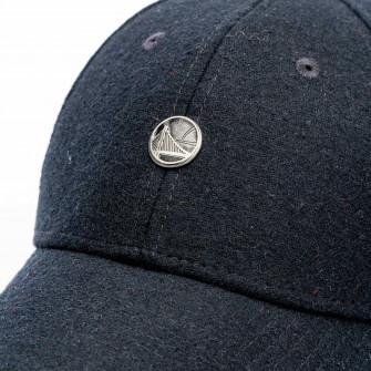 New Era NBA PIN Golden State Warriors Cap