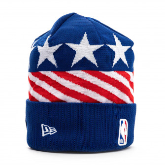 New Era NBA18 Detroit Pistons Tipoff Knit Hat