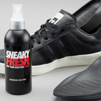 Sneaky Shoe Freshener and Deodrant Spray